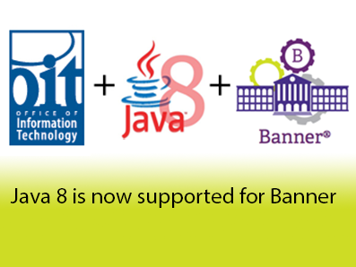 Banner is Now Compatible With Java 8